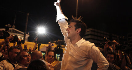 Greece election results cause problems for bailout plans (+video)