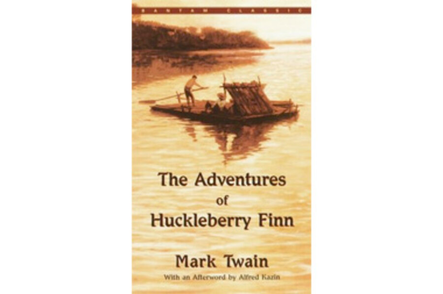 the concept of the criticism of society in the novel the adventures of huckleberry finn by mark twai Little could mark twain have visualized in 1876 when he began a sequel to capitalize on the success of the adventures of tom sawyer (1876) that adventures of huckleberry finn would come to be.