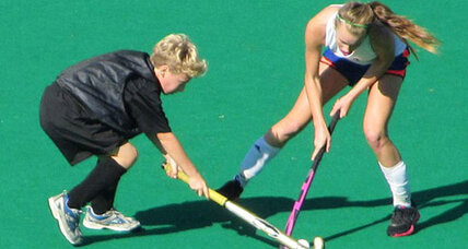 Title IX case? Boy banned as 'too good' for girls' field hockey team