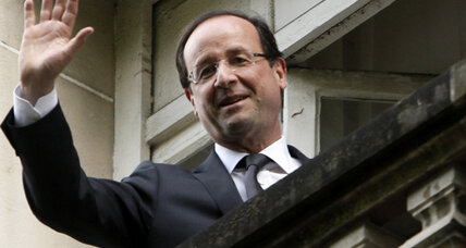 French president-elect Hollande promises 'kinder, gentler austerity'