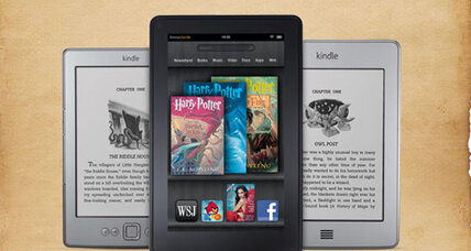 Harry Potter comes to Kindle
