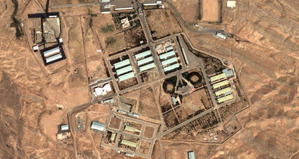 Iran nuclear talks: Are sanctions on the table?