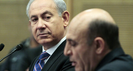 Israeli PM Netanyahu forms new 'unity' government