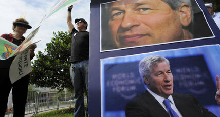 JPMorgan Chase shareholders to confront CEO Dimon