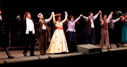 'Follies' and 'La Boheme' take Los Angeles by storm