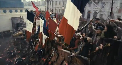 'Les Miserables' first trailer debuts online
