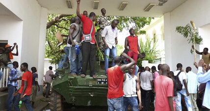 West African group backs off intervention in Mali mess