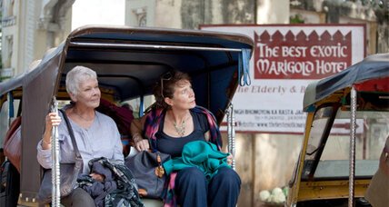The Best Exotic Marigold Hotel: movie review