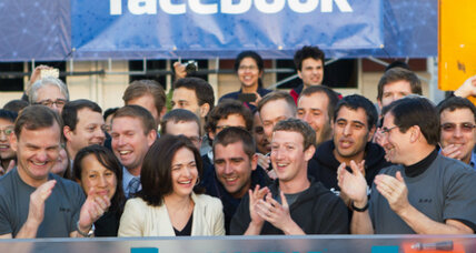 Mark Zuckerberg's IPO challenge: A company that can 'friend' the 99 percent