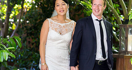 Mark Zuckerberg: Facebook status updated to 'married'
