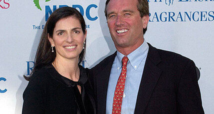 Robert F. Kennedy Jr.'s estranged wife found dead at home