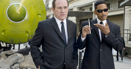 Men in Black 3: movie review