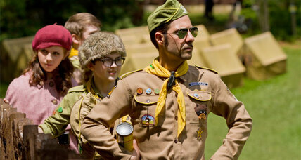Moonrise Kingdom: movie review