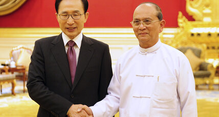 South Korea to North Korea: Learn from Myanmar