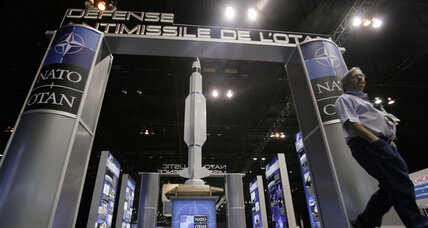 NATO: European missile shield 'provisionally operational'