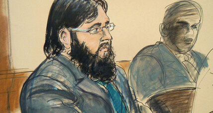New York man found guilty in suicide subway bomb plot