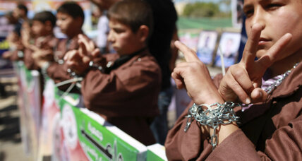 Palestinian hunger strikes: the power of peaceful protest