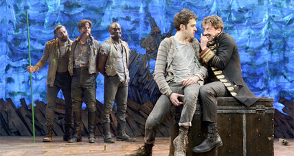 Tony nominations honor inventive 'Peter and the Starcatcher'