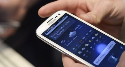 Samsung unveils the Galaxy S III