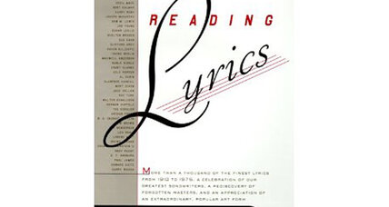 Reader recommendation: Reading Lyrics