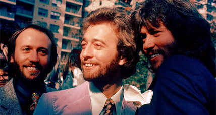 Robin Gibb was a great musician, not just a leader of a fad