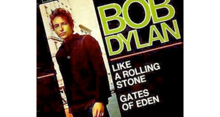 Bob Dylan: 20 best lyrics