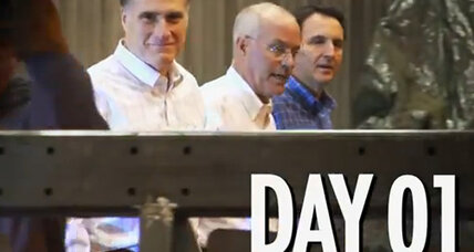 New Romney ad outlines Day 1 of his presidency. Realistic? (+video)