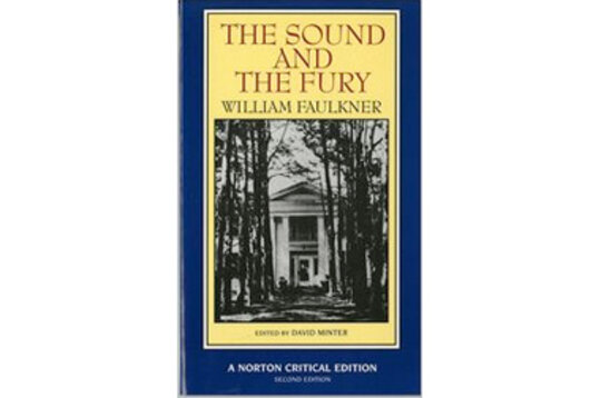 an analysis of innocence in the sound and fury by william faulkner Faulkner's the sound and the fury the fury - the sound and the fury william faulkner's background influenced him william faulkner, novel analysis]::.
