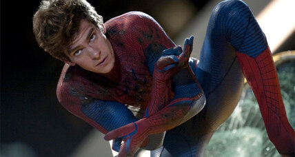 'Amazing Spider-Man' trailer shows a dark story