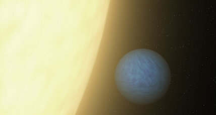 Light from alien 'super-earth' seen for first time