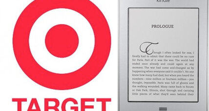 Target will stop selling Amazon Kindle devices