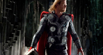 'Thor 2': Chris Hemsworth talks about the super-sequel