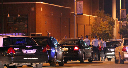 Eight shot in Oklahoma City after NBA playoff series win