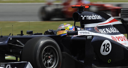 Oil proceeds: Venezuelan driver wins F1 race with $66 million from Chavez