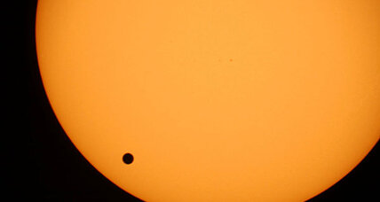 Transit of Venus: Early 'tape measure' for size of our solar system (+video)