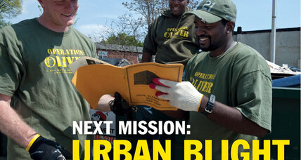 Veterans' new fight: reviving inner-city America