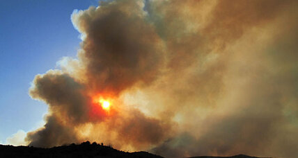 Arizona wildfires: Five fires mark start of 2012 wildfire season