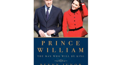 Prince William: 8 stories from the new book 'The Man Who Will Be King'