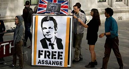 Assange and allies claim vast conspiracy as extradition fight hits home stretch