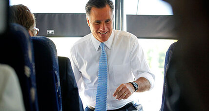Why Mitt Romney had a good month
