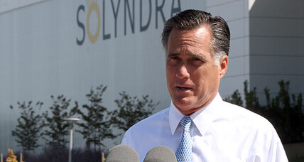 Why are Mitt Romney's favorables rising?