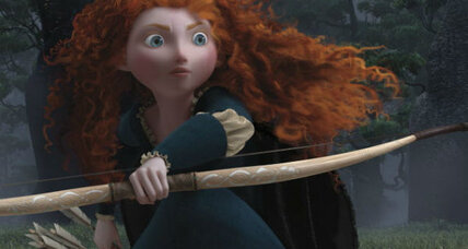 'Brave': new Disney Princess Merida gets girly Mattel makeover