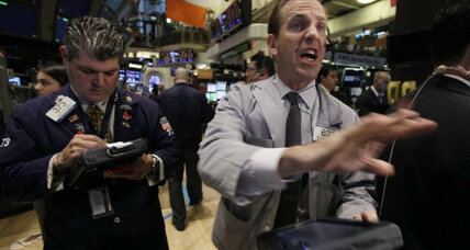 Calm returns to Wall Street, trading closes with mixed results