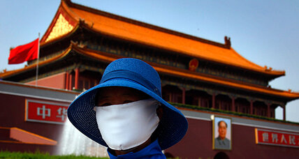 China to US embassy: Stop telling people how bad the air is in Beijing.