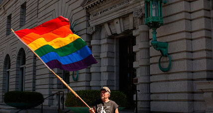 Gay marriage question heads to US Supreme Court