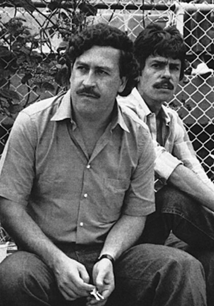 new tv series on druglord pablo escobar why the continued interest