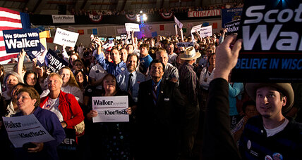 Wisconsin recall paradox: Why Obama outpolls Romney despite Walker win (+video)