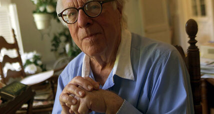 Ray Bradbury, a passionate sci-fi writer with the gifts of a painter