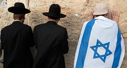 Israel moves to improve religious freedom – for Jews