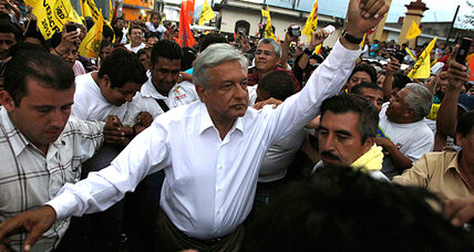 Mexican presidential election: Why the left is struggling.